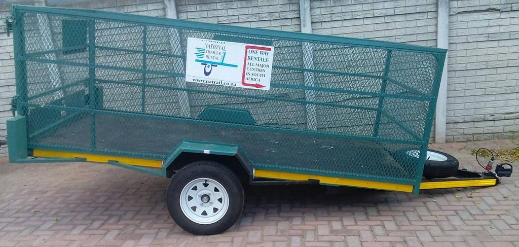 One Way - National Trailer Rental | Taylor's Trailer Hire